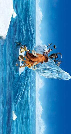 Ice Age 4 - Voll verschoben 900x1691