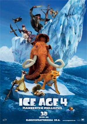 Ice Age 4 - Voll verschoben 300x428