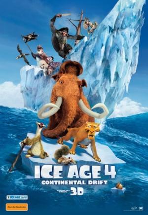 Ice Age 4 - Voll verschoben 334x485