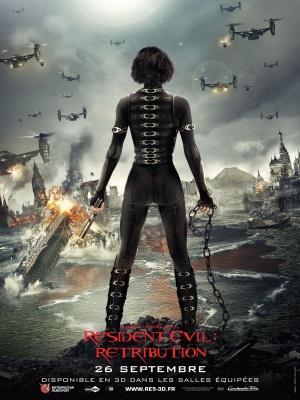 Resident Evil: Retribution 2835x3780