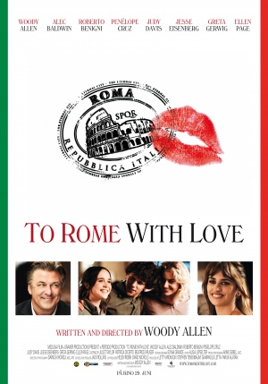 To Rome with Love 3310x4728