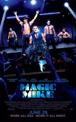 Magic Mike 2700x4320