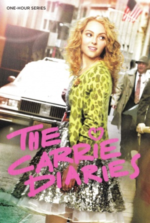 The Carrie Diaries 1077x1600