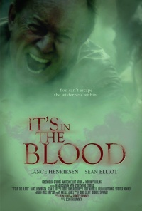 It's in the Blood poster