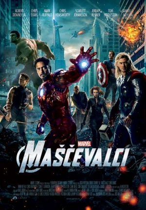 The Avengers 418x600