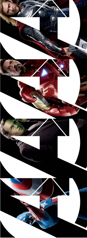 The Avengers 1843x5000