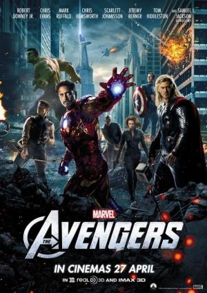 The Avengers 656x929