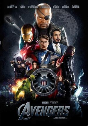 The Avengers 1511x2175