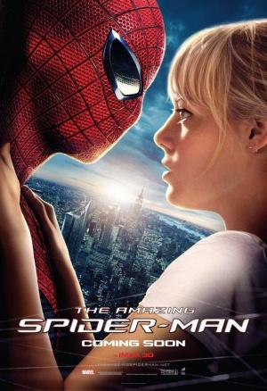 The Amazing Spider-Man 702x1024