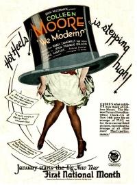 We Moderns poster