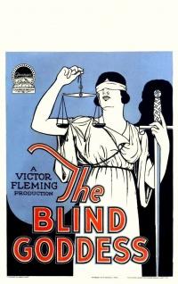 The Blind Goddess poster