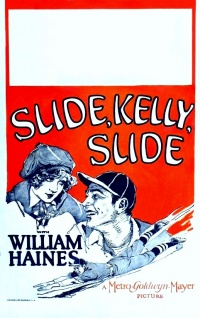 Slide, Kelly, Slide poster