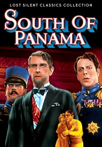 South of Panama poster