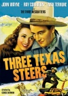 Three Texas Steers Cover