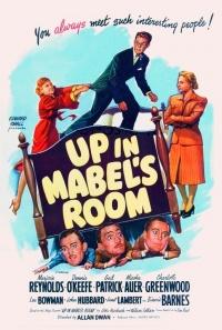 Dans la chambre de Mabel poster