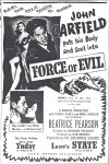 Force of Evil Other