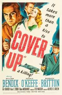 Cover Up poster