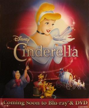 Cinderella 600x732
