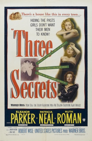 Three Secrets Poster