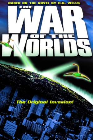 The War of the Worlds 400x600
