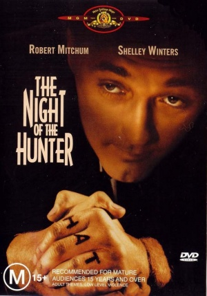 The Night of the Hunter 667x951
