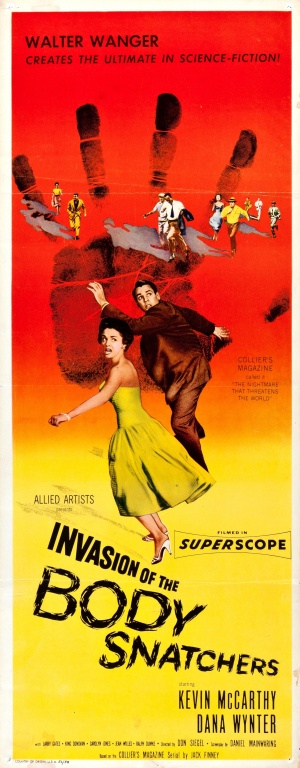 Invasion of the Body Snatchers 1954x5000