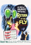 Return of the Fly Poster