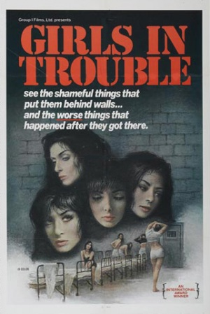 Girl in Trouble Poster