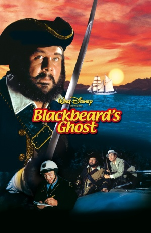 Blackbeard's Ghost Poster