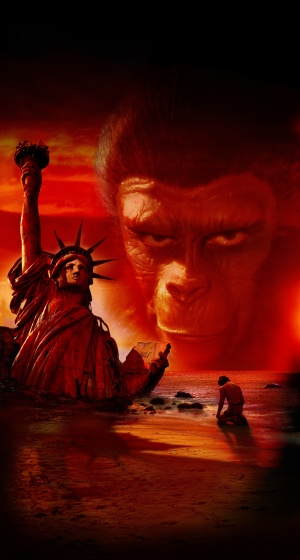 Planet of the Apes 2678x5000