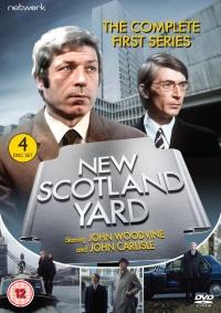 New Scotland Yard poster