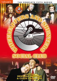 The Wheeltappers and Shunters Social Club poster