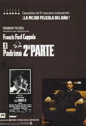 The Godfather: Part II 3220x4675