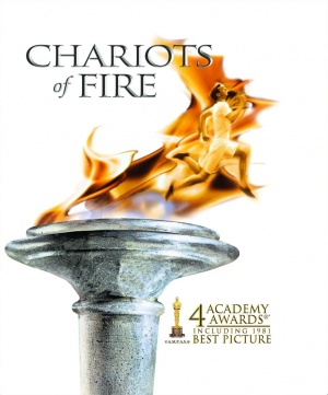 Chariots of Fire Blu-ray cover