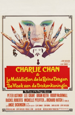 Charlie Chan and the Curse of the Dragon Queen Poster