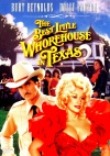 The Best Little Whorehouse in Texas Cover