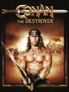 Conan The Destroyer Cover