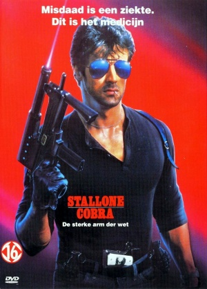 Cobra Dvd cover