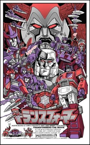 Transformers - Der Kampf um Cybertron 611x983