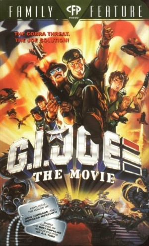 G.I. Joe: The Movie 390x643