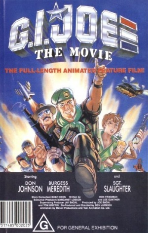 G.I. Joe: The Movie 348x548