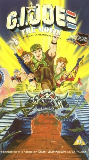 G.I. Joe: The Movie 321x577