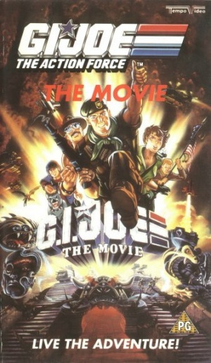 G.I. Joe: The Movie 337x581