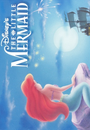 The Little Mermaid 1916x2761
