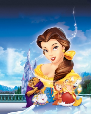 Beauty and the Beast 2136x2697
