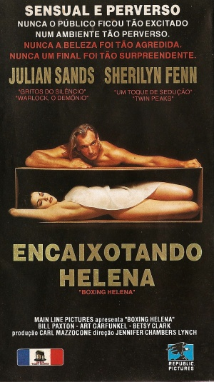 Boxing Helena Vhs cover