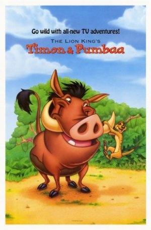Abenteuer mit Timon und Pumbaa 300x456