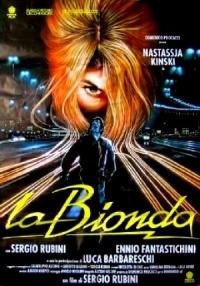 La bionda poster