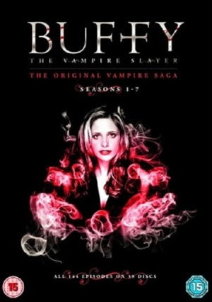 Buffy the Vampire Slayer 523x742