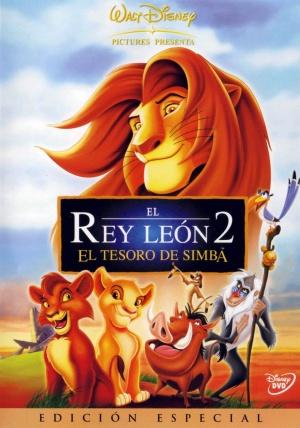Der König der Löwen 2: Simbas Königreich 1011x1441